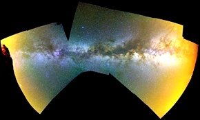 our galaxy as seen from makhtech-ramon